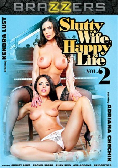 Slutty Wife Happy Life 2 / Шлюха жена - счастливая жизнь 2 [2017]