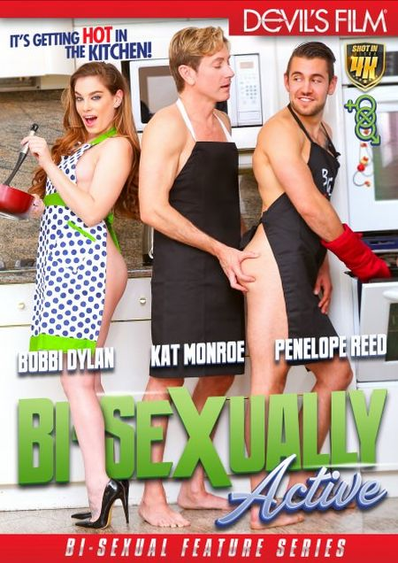 Bi-Sexually Active / Активные Би-сексуалы [2018]