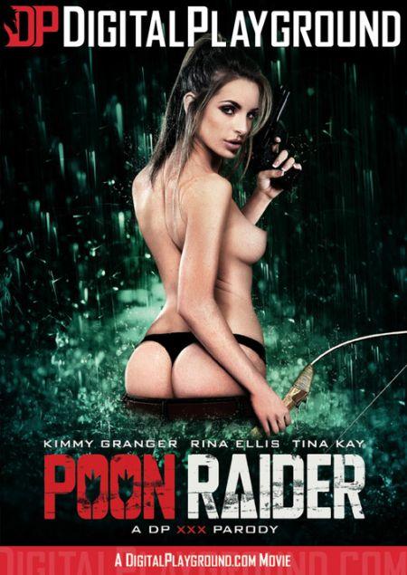 Poon Raider: A DP XXX Parody / Poon Raider: Дуплетная Пародия [2018]
