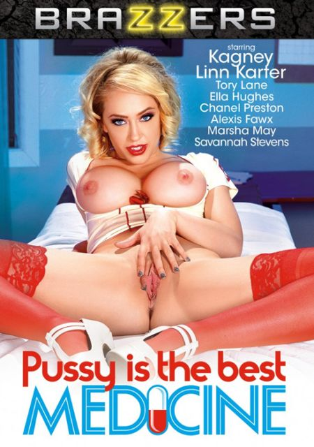 Pussy Is The Best Medicine / Киска Лучшее Лекарство [2018]