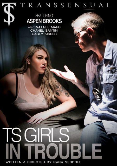 TS Girls In Trouble / Неприятности С TS Девочками [2017]