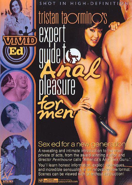 Tristan Taormino's Expert Guide To Anal Pleasure For Men / Опытное руководство по анальному наслаждению для мужчин [2009]