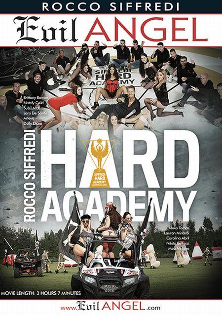 Rocco Siffredi Hard Academy 1 / Жестокая Академия Rocco 1 [2016]
