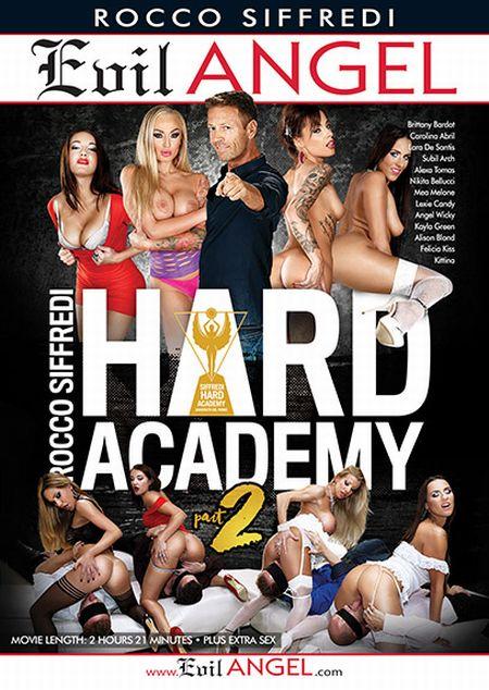 Rocco Siffredi Hard Academy 2 / Жестокая Академия Rocco 2 [2016]