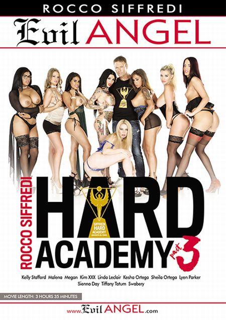 Rocco Siffredi Hard Academy 3 / Жестокая Академия Rocco 3 [2018]