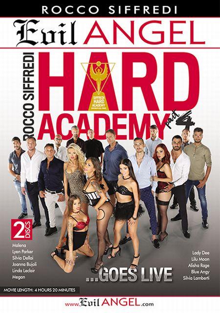 Rocco Siffredi Hard Academy 4 / Жестокая Академия Rocco 4 [2018]