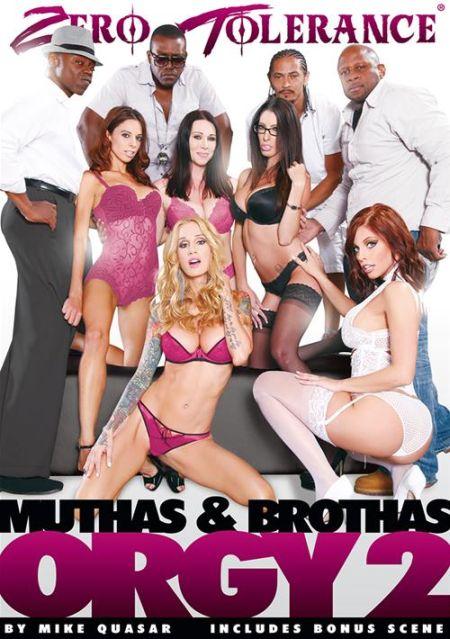 Muthas & Brothas Orgy 2 / Оргия мамок и братков 2 [2015]