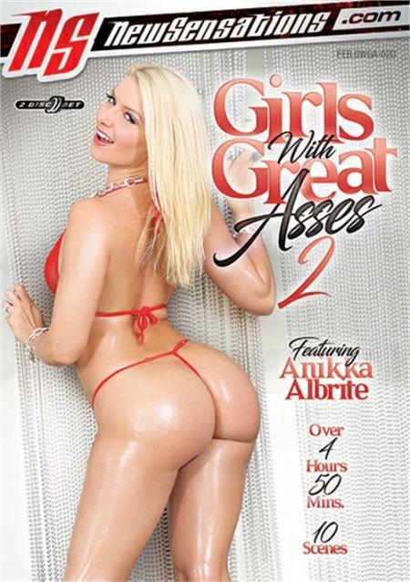 Girls With Great Asses 2 / Девушки с охуенными задницами 2 [2018]