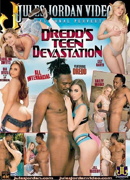 Dredds Teen Devastation / Подростковое Опустошение Дредда (2018)