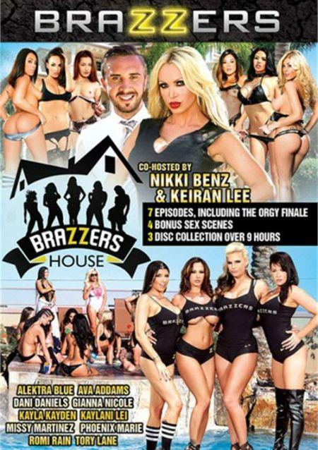 Brazzers House 1 / Дом Brazzers 1 [2015]