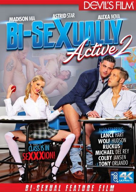 Bi-Sexually Active 2 / Активно- Сексуальные Би 2 [2018]
