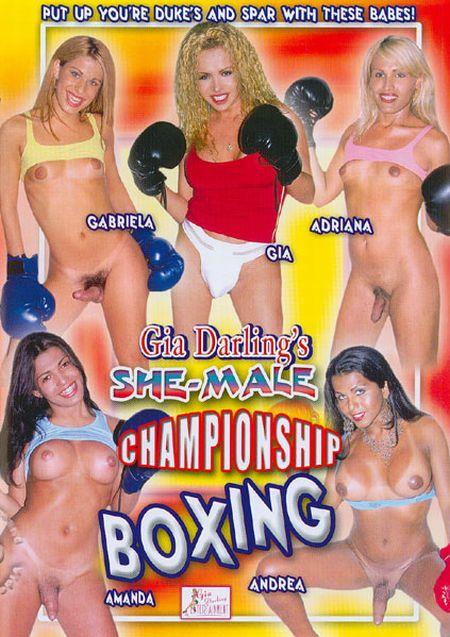 Shemale Championship Boxing / Трансы Чемпионы По Боксу [2003]