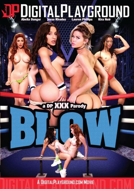 B.L.O.W. - Beautiful Ladies of Wrestling: A DP XXX Parody / Красивые дамы в рестлинге: ХХХ пародия [2018]