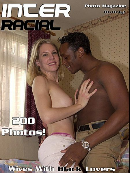 Interracial Adult Photo Magazine