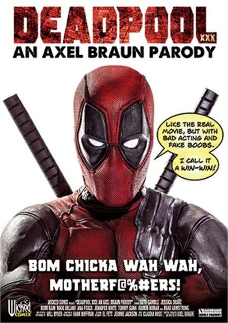 Deadpool XXX: An Axel Braun Parody / Дэдпул ХХХ (2018)