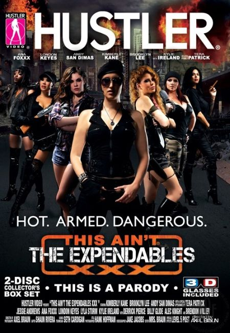 This Ain't The Expendables XXX / Это не Неудержимые XXX [2012]