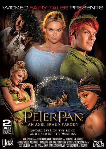 Peter Pan XXX An Axel Braun Parody / Питер Пэн XXX Пародия [2015]