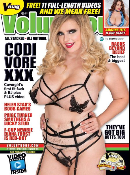 Voluptuous - Volume 26 No.1 (2019)