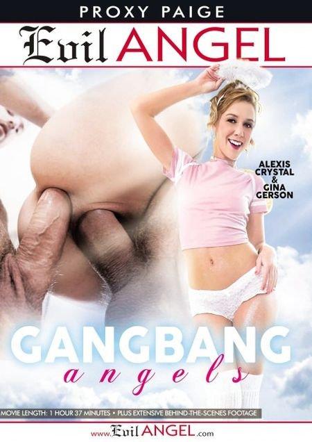 Gangbang Angels / Ангелы Групповухи (2019)