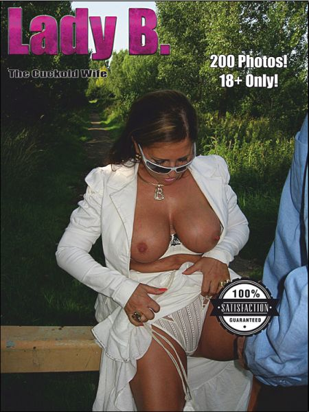 Lady Barbara - Feet Fetish Queen Adult Photo Magazine (February 2019)