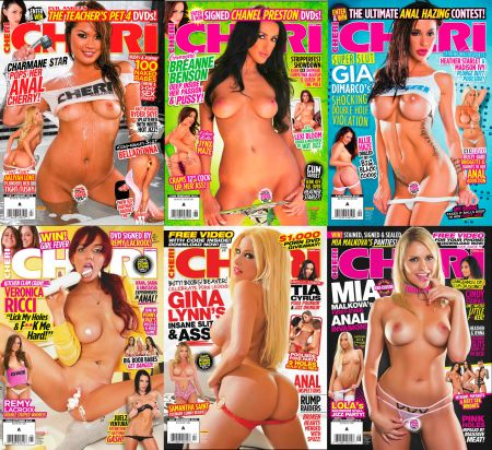 Cheri 2013 Full Year Issues Collection