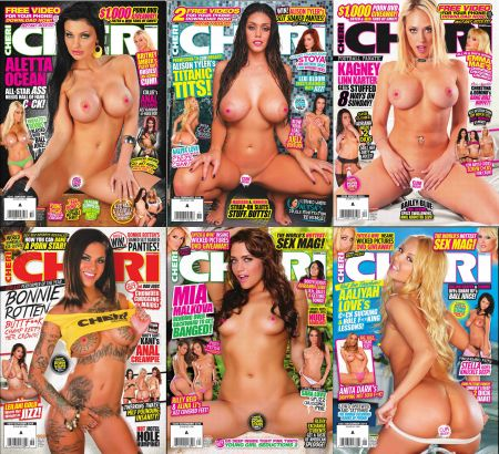 Cheri 2014 Full Year Issues Collection