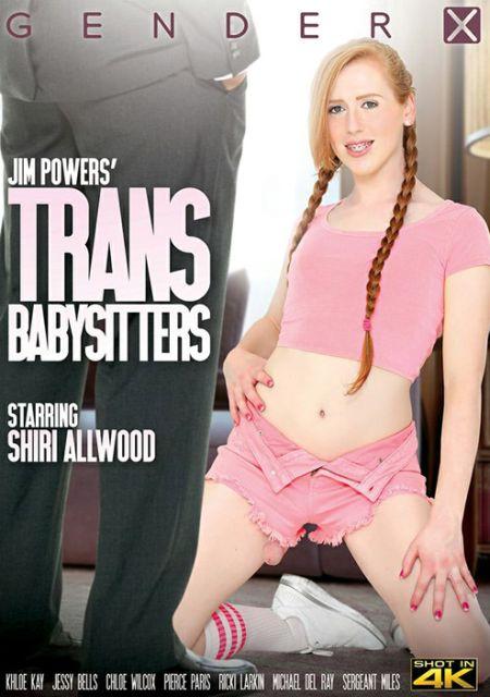 Trans Babysitters / Транссексуальные Няньки [2018]