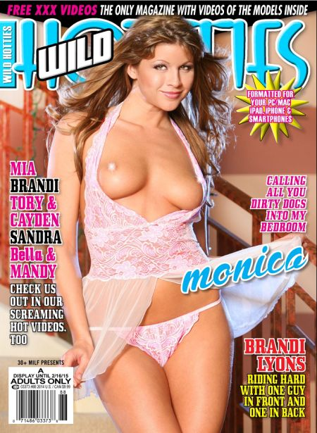 Wild Hotties Volume 88 (November 2014)