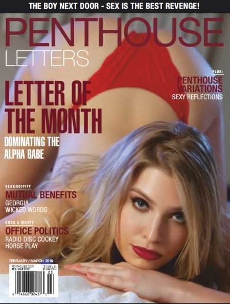 Penthouse Letters #2-3 (february - march 2019) Порножурнал