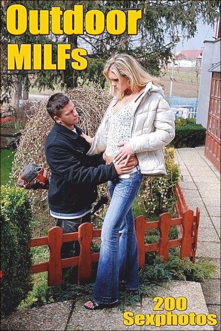 Sexy Outdoor MILFs Adult Photo Magazine - Volume 29 (2019)