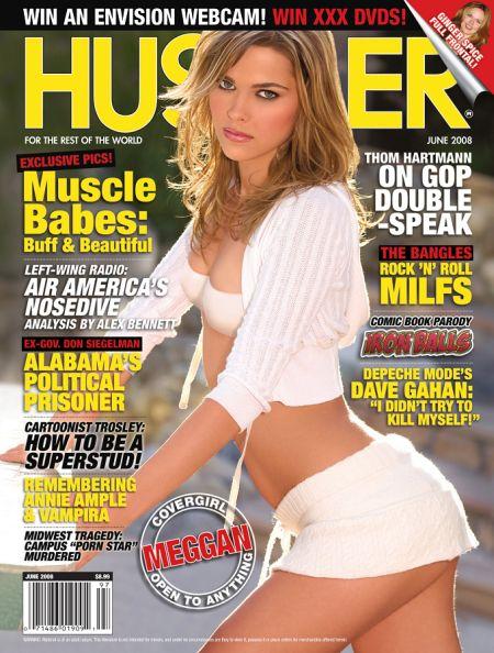 Hustler #6 (June 2008)