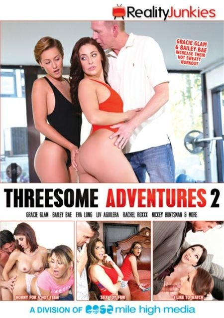 Threesome Adventures 2 (2019)