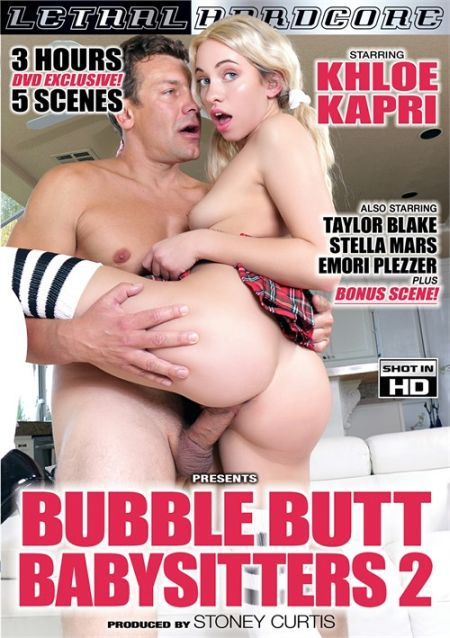 Bubble Butt Babysitters 2 [2019]