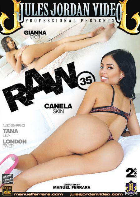 Raw 35 / Необъезженные Кобылки 35 [2019]