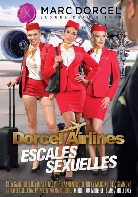Dorcel Airlines - escales sexuelles / Sexual Stopovers [2019]