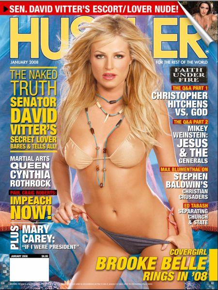 Hustler #1 (January 2008)