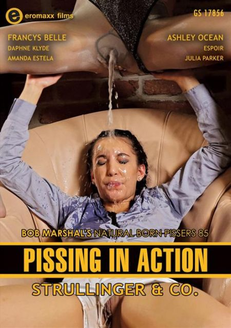 Pissing In Action - Natural Born Pissers 85 / Писсинг в действии - Прирождённые Зассыхи 85 [2019]