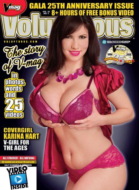 Voluptuous - Volume 26 No.4 (2019)