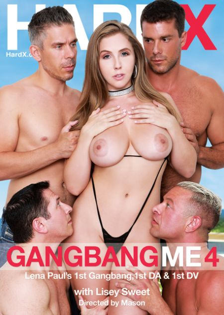 Gangbang Me 4 / Трахните Меня Группой 4 [2018]