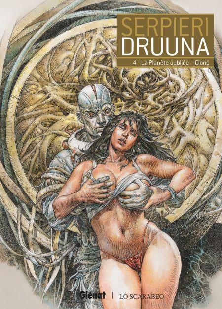 Druuna T4. La planete oubliee - Clone