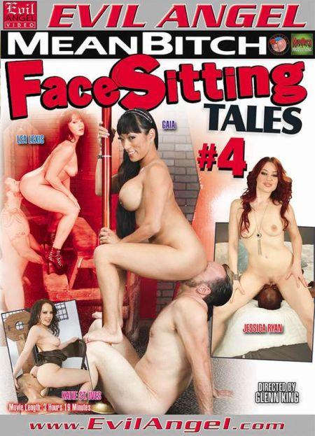 FaceSitting Tales 4 / Сказки О Сидении На Лице 4 / Куни Сказки 4 [2014]