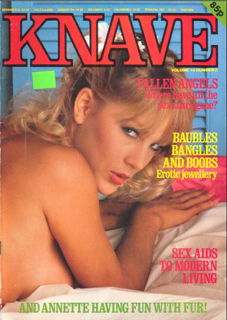 Knave - Volume 14 No.2 (1982)