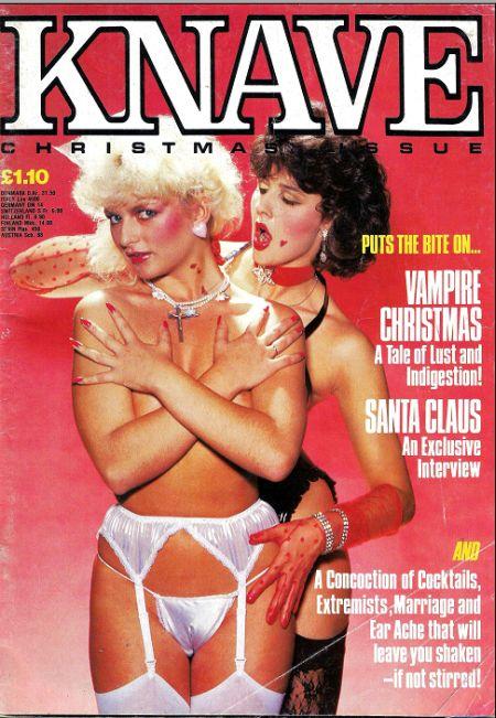 Knave - Volume 17 Christmas (1985)