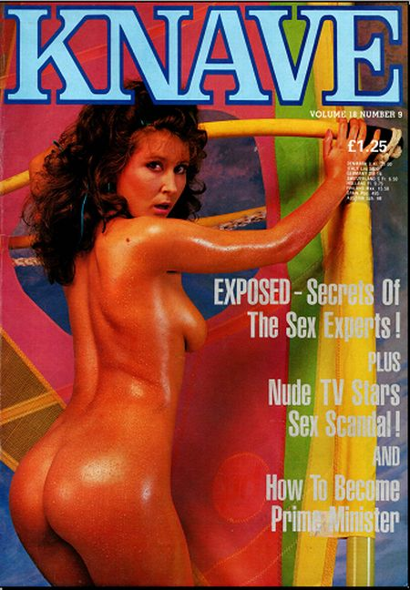 Knave - Volume 18 No.9 (1986)
