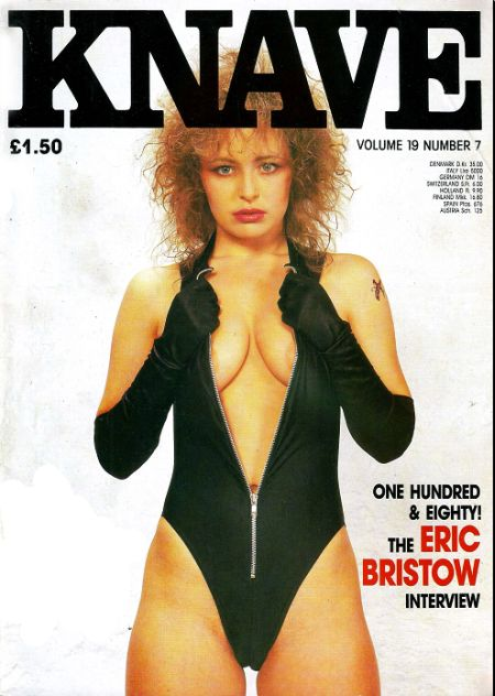 Knave - Volume 19 No.7 (1987)