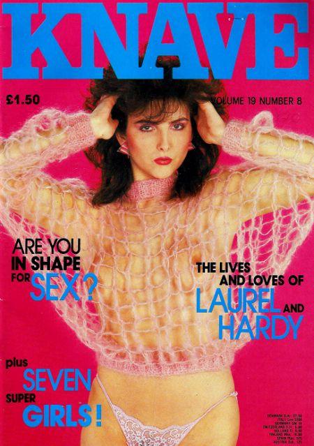 Knave - Volume 19 No.8 (1987)