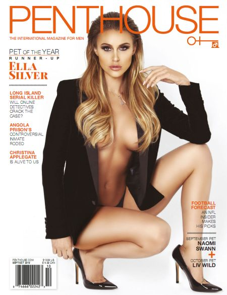 Penthouse № 9-10 (September-October 2019)