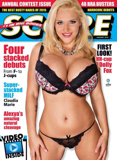 Score Magazine № 1 (January 2016)