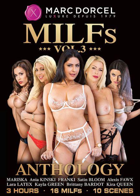 MILFs Anthology 3 / Сборная Мамочек 3 [2019]