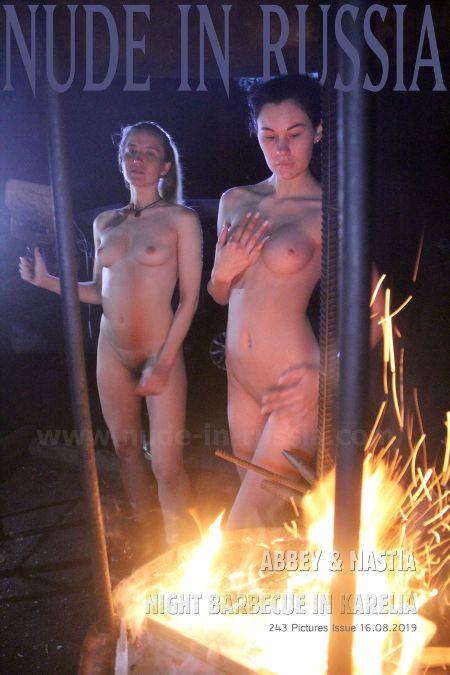 Abbey, Nastia B - Night Barbecue in Karelia
